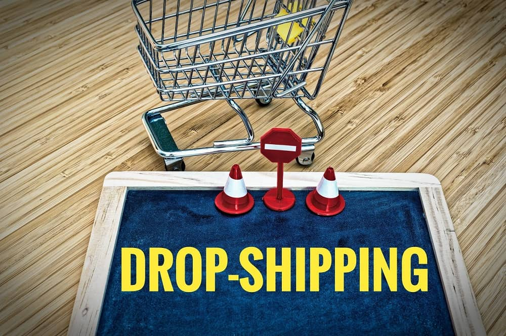 dropshipping pour vivre sans travailler
